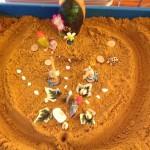 Travail sur un rêve au travers du bac à sable